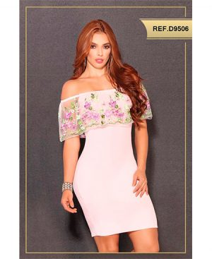 Vestidos de fiesta on line colombia
